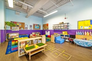 Lullaboo Cambridge Toddler Daycare