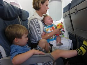 5 Pro Tips for Flying With Your Infant, Baby or Toddler