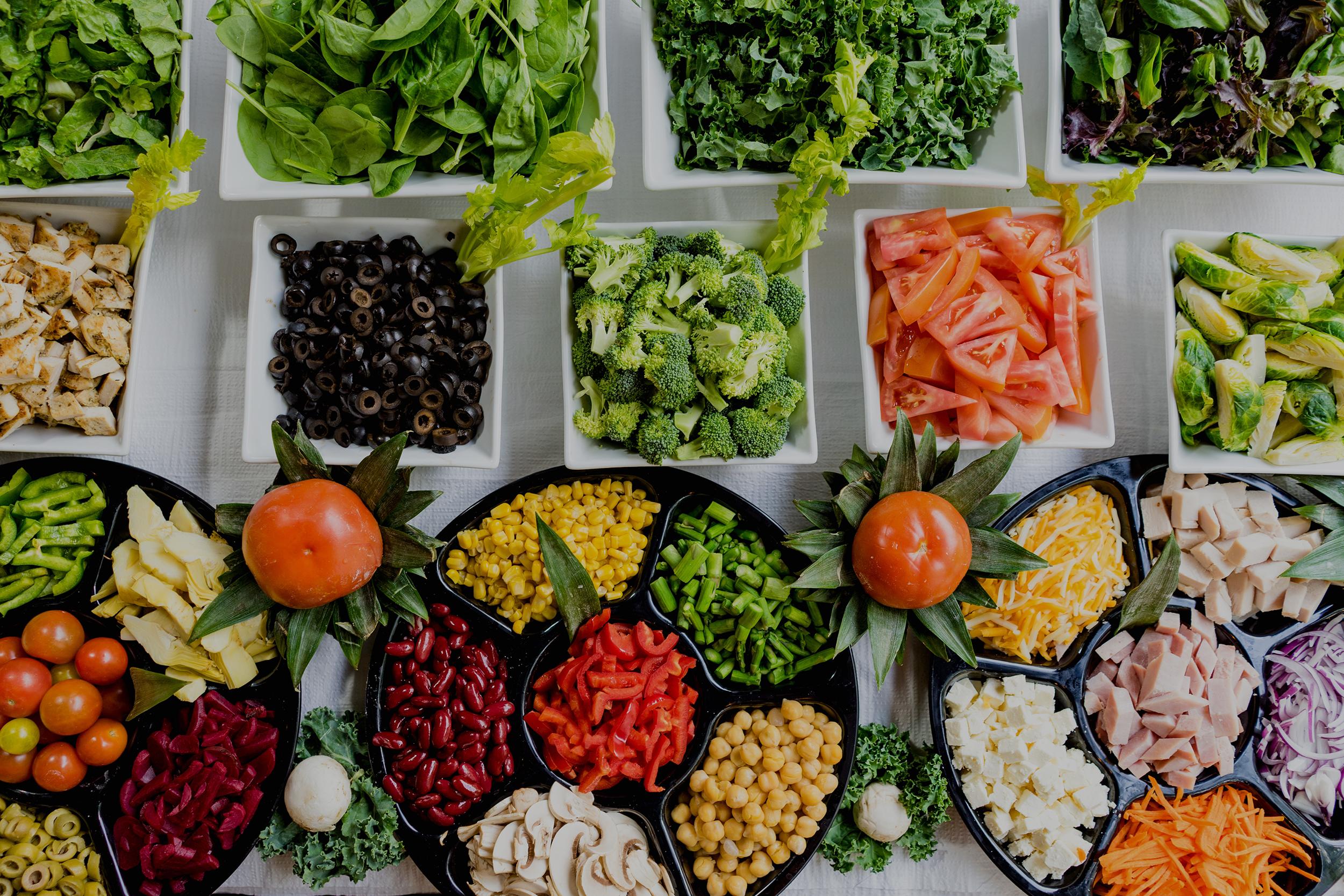 Daycare Healthy Food Menu